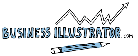 Business Illustrator logo